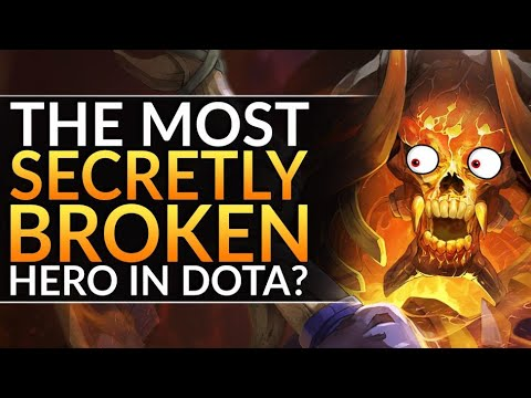 The ABSOLUTE *MOST BROKEN* HERO In Dota 2 - ABUSABLE TIPS FOR Clinkz Core/Support - Dota 2 Pro Guide