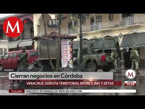 Cierran Negocios Por Violencia En Córdoba, Veracruz