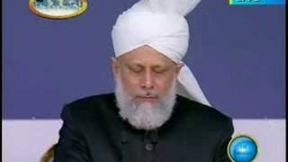 Khilafat Centenary Jalsa Salana UK - Opening Address - 2/6