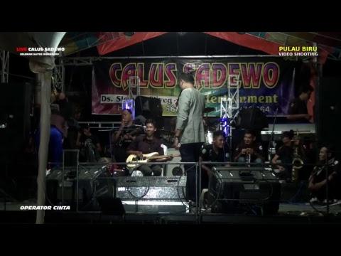 LIVE CALUS SADEWO || SLEMAN SLIYEG INDRAMAYU || MALAM 22 APRIL 2018