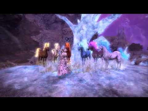 Final Fantasy XIV: Stormblood - The Kirin - Mount Demonstration