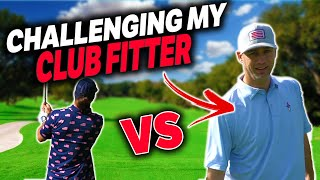 I Challenged Jake From Stripe Show To A 9 Hole Match | Micah Morris