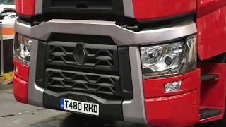 Renault Trucks UK Renault T480 High T480RHD