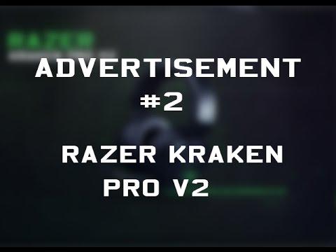 ADVERTISEMENT - RAZER Kraken Pro V2