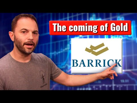 Barrick Gold Corp (GOLD) - Stock Valuation - Estimated Investment Return