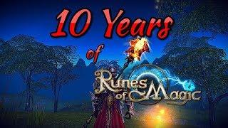 Runes of Magic - Celebrating 10 years of RoM