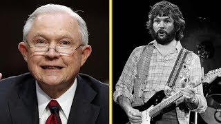 Jeff Sessions used to love weed, just listen to his college jam band