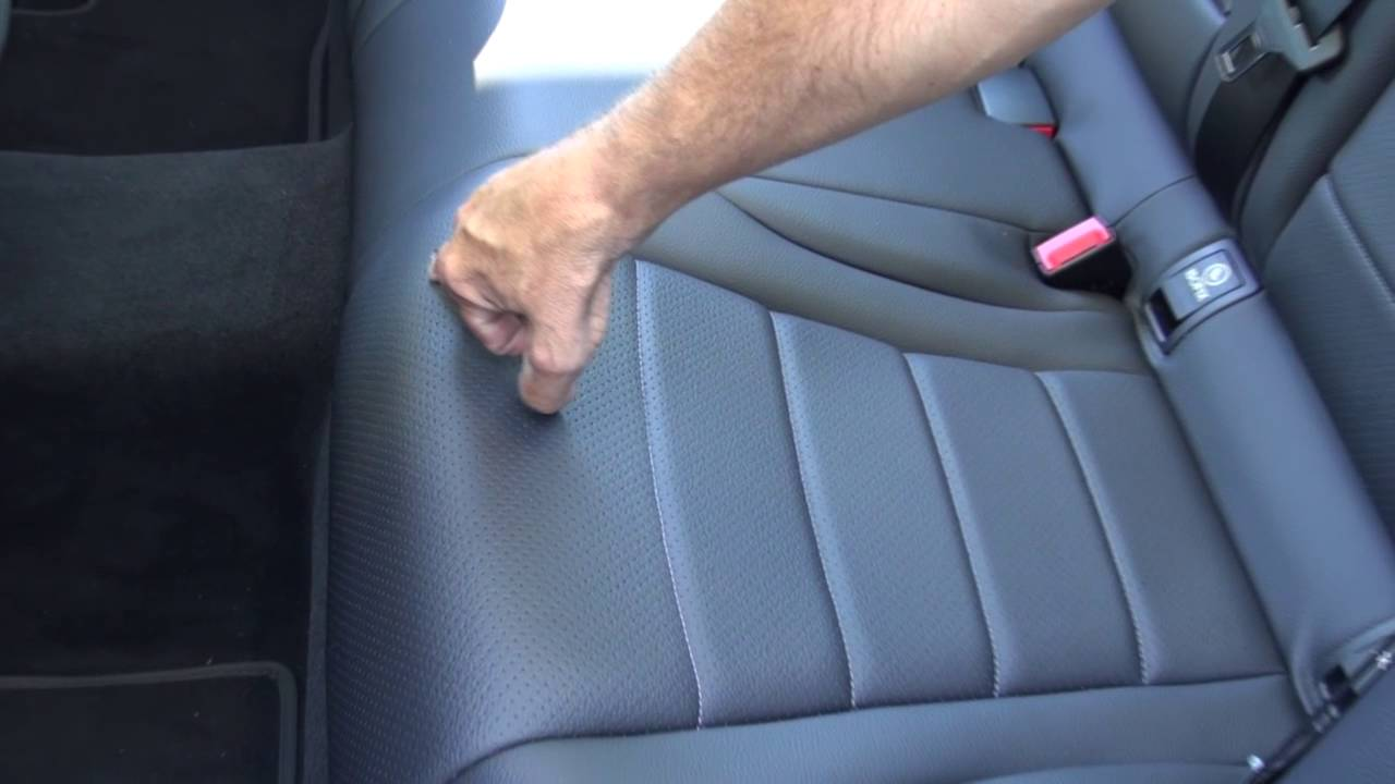 Mercedes Seat Repair By Cooks Upholstery Redwood City Ca Youtube