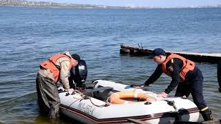 Миколаїв: продовжуються пошуки зниклого на воді рибалки в акваторії Бузького лиману