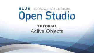 Video: BLUE Open Studio Tutorial #14: Active Objects