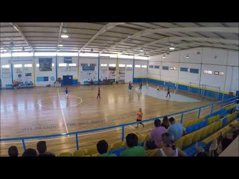 CS São João 12-2 AD Travassô (Juniores, Jogo-Treino)