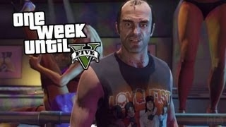 One Week Til GTA V: #5 Leaked Gameplay Review