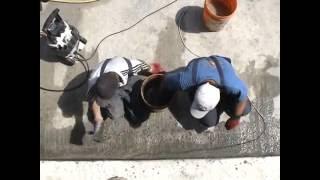 Гидроизоляция резервуара Гидроизоляция бассейна Гидроизоляционные работы(ООО