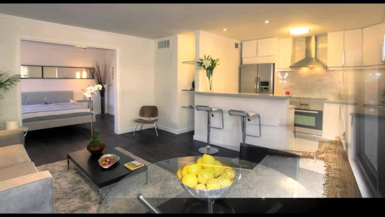 Idee cucina soggiorno youtube for Idee per arredare un ufficio