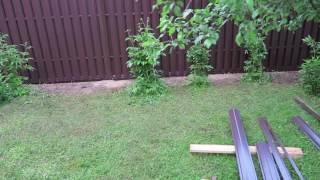 Забор Из Металлического Штакетника | Штакетник Цена(, 2016-06-19T17:45:01.000Z)