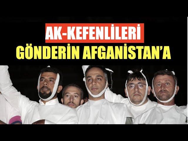 KORKULAN OLDU, ANKARA KARIŞTI... AKP'YE ÇOK SERT GÖÇMEN TEPKİSİ