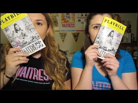 Waitress the Musical Review