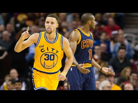 Stephen Curry || Cold Water || 2015-16