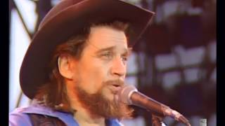 Waylon Jennings Crying Don