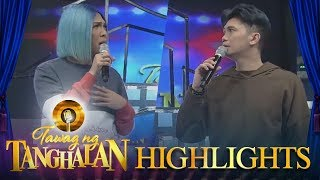 Tawag ng Tanghalan: Vhong gets mad at Vice Ganda