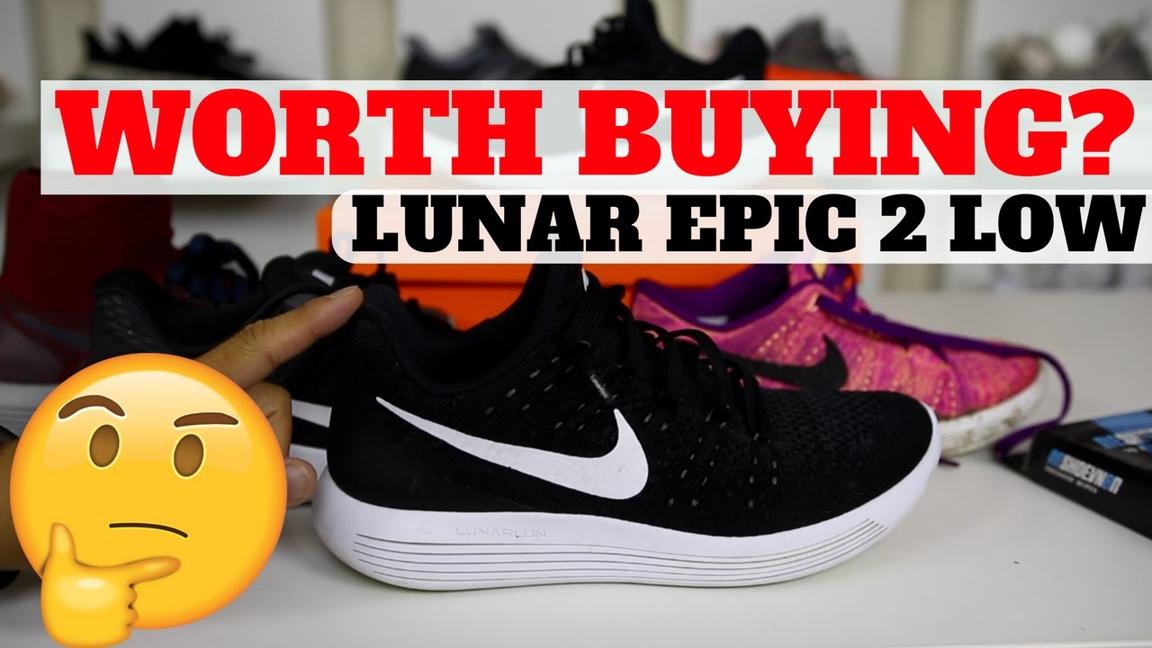 purchase cheap facda 03e19 NIKE LUNAREPIC LOW FLYKNIT 2 REVIEW   COMPARISON