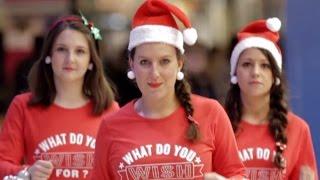 The Body Shop surprend ses clients pour Noël…Hey ho hey ho, on offre des cadeaux !