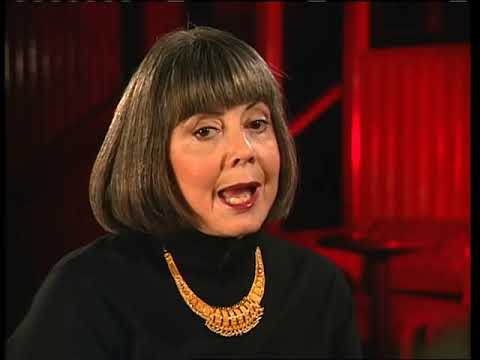 Anne Rice on InnerVIEWS with Ernie Manouse