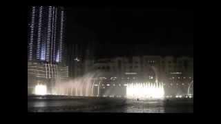 Dubai Musical Fountain ( Violin )