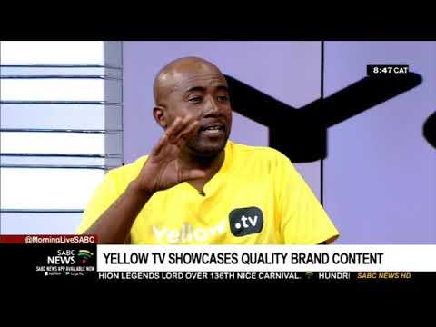 Yellow.tv Is A Digital Advertising Media Platform: Radile Mokone