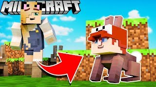 KRÓLIK TROLL?! - ZABAWA W CHOWANEGO W MINECRAFT (Hide and Seek) | Vito vs Bella