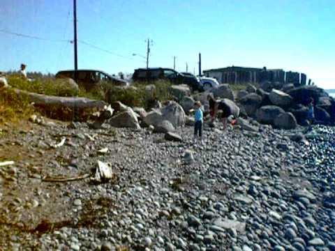 West Beach, Whidbey Island WA
