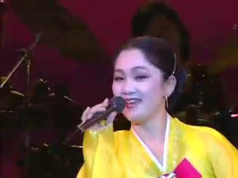 Pyongyang Art Troupe Concert in Yanbian Korean Autonomous Prefecture