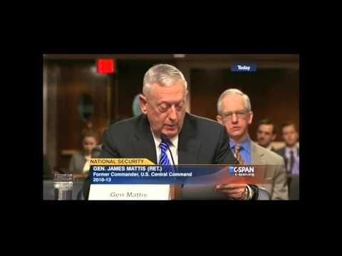 Gen. Mattis Rips Obama Foreign Policy at Hearing | SUPERcuts! #155