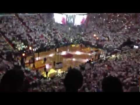 Heat game 5 pacers 2012