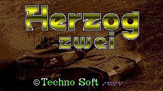 Herzog Zwei - The Genesis Archive (REMAKE)