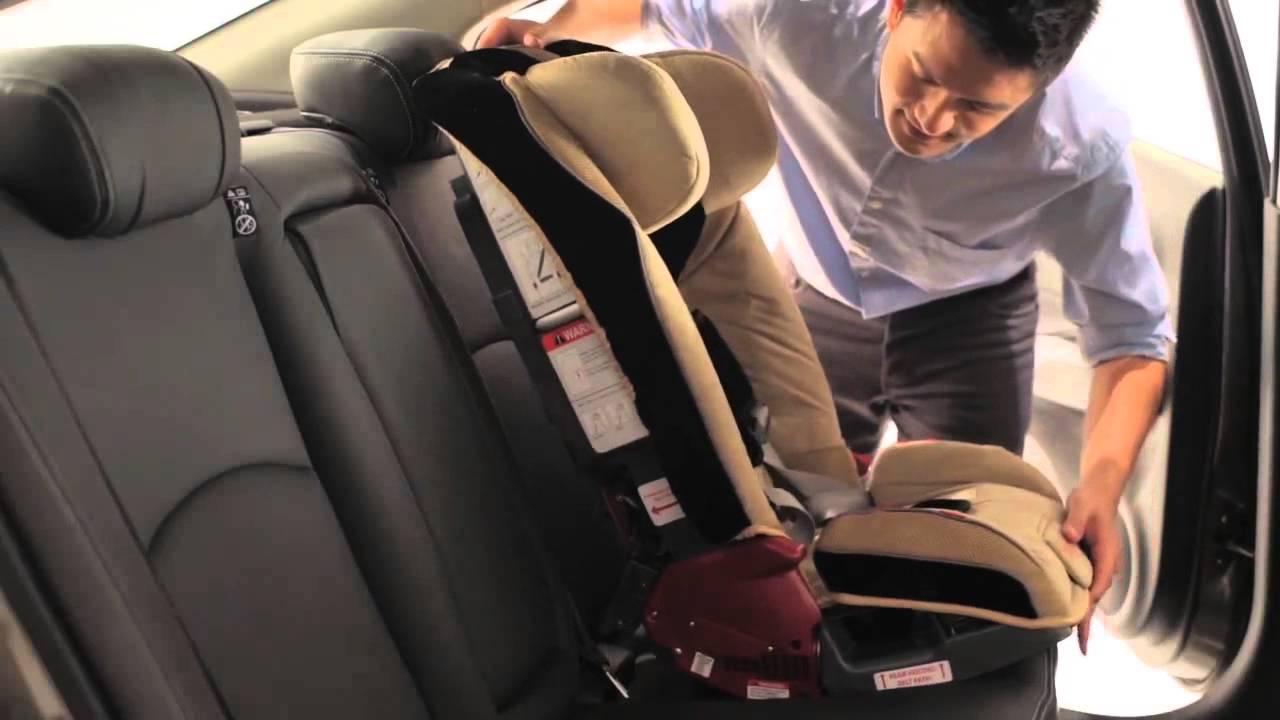 Nissan Almera Armrest Head Rest Amp Isofix Youtube