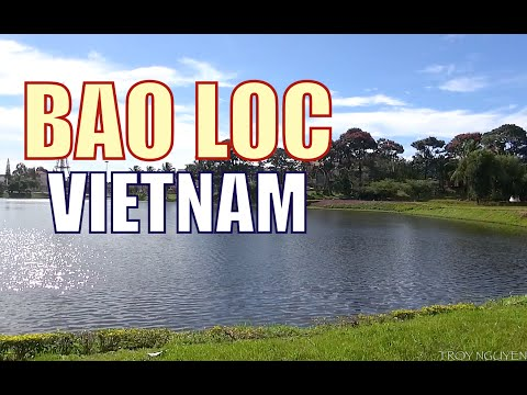 Why Bao Loc is better than Dalat. Vietnam Travel