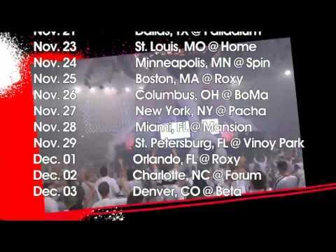 Download David Guetta US TOUR '09 Trailer