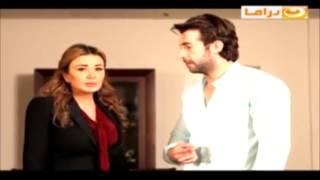 Qoloub Series | مسلسل قلوب - مشهد طرد إيهاب لهبة بعد معرفتة بأنها السبب فى مقتل زوجتة