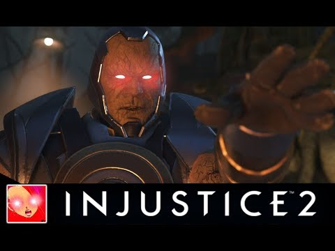 Thumbnail: Injustice 2 - All Darkseid Savage Intro Dialogues