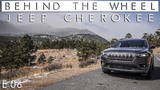 Driving a Jeep Cherokee to Rocky Mountain National Park | Behind the Wheel S01 // E06 thumbnail