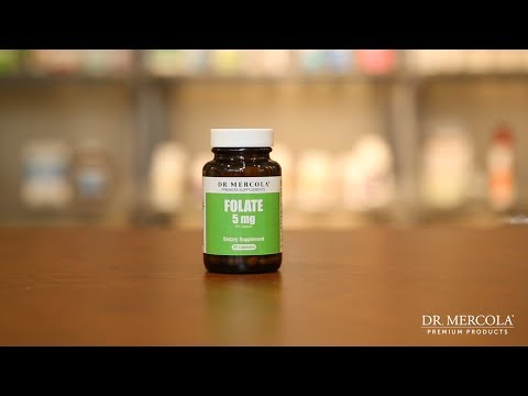 Dr. Mercola - Using Folate to Help the Liver Filter Cell-Damaging Toxins