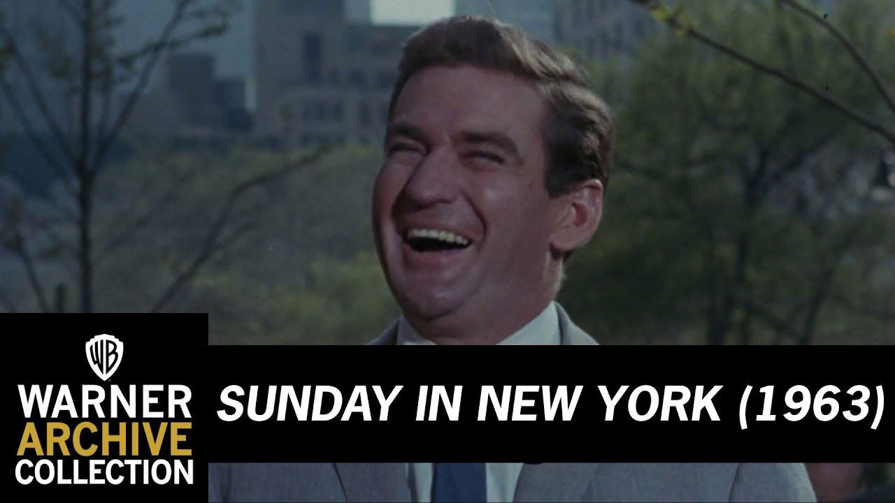 Sunday in New York - Trailer