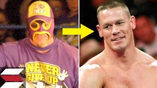 15 Wrestlers Who Once Wore A Mask