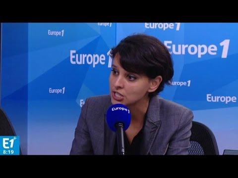 """Vallaud Belkacem : """"Il faut une refonte des programmes"""" - Europe 1"""