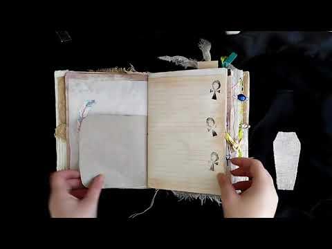 """""""Ancient Egypt"""" Junk journal"""