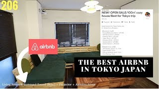 Gambar cover The BEST airBnB in TOKYO JAPAN! | Vlog206