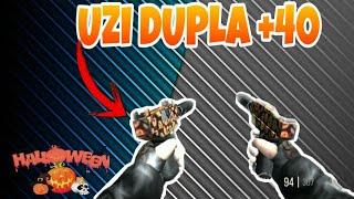 UZI DUPLA +40 TÁ COMO 😍/ MODERN STRIKE ONLINE