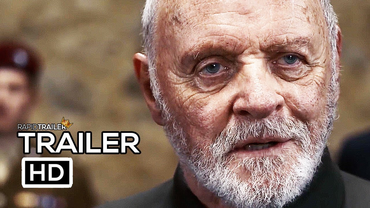 KING LEAR Official Trailer (2018) Anthony Hopkins, Emily ...