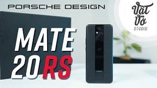 Mở hộp Huawei Mate 20 RS Porsche Design